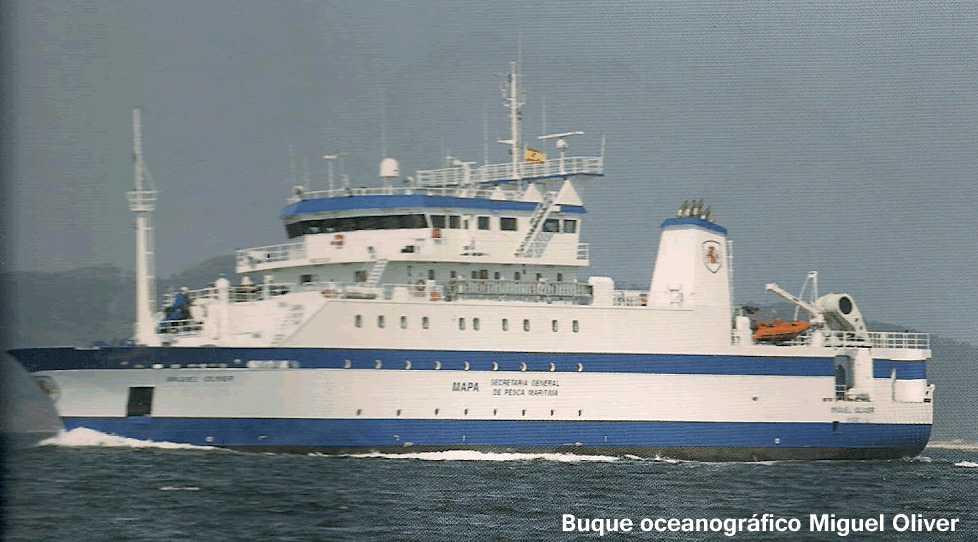 #20. Historias del Instituto Español de Oceanografía