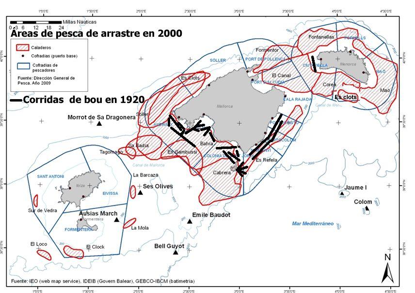 pesca bou 1920 2000