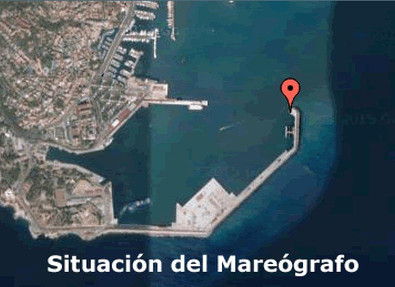Post # 25. El mareógrafo del puerto de Palma y el registro de un tsunami en mayo de 2003