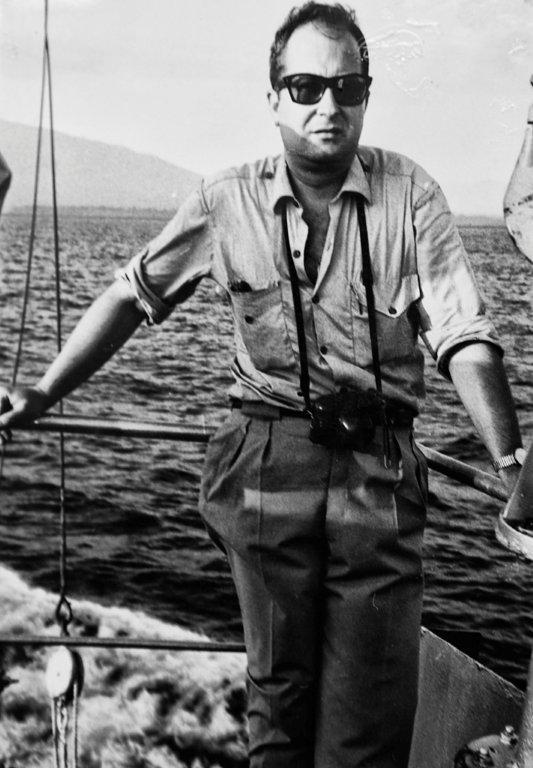 #27. Miquel Massutí Oliver, Oceanógrafo