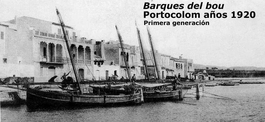 #42. Las generaciones de barques del bou de Mallorca