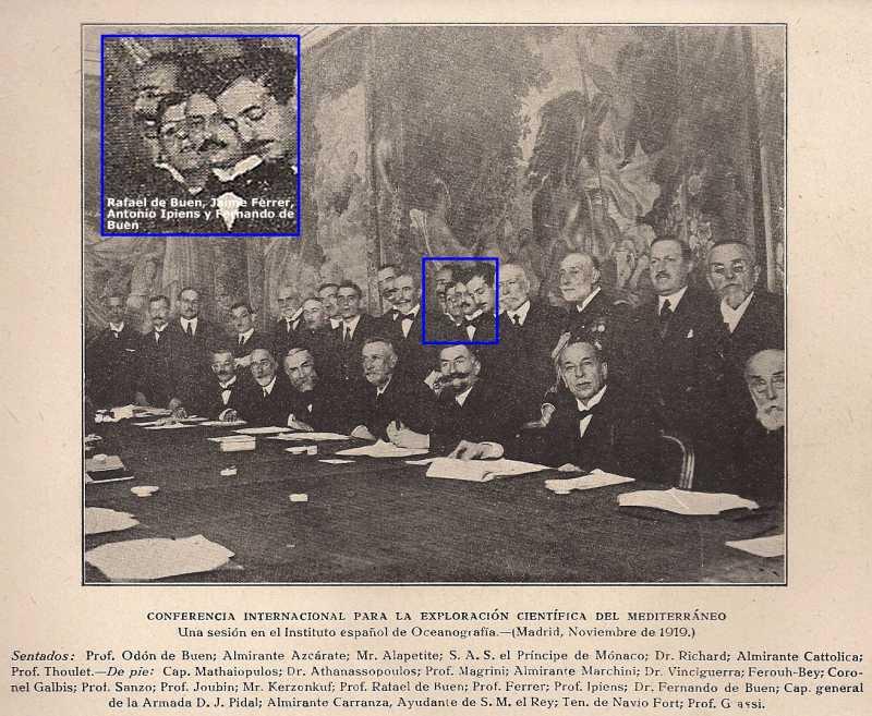 #44. El laboratorio Oceanográfico de Baleares en su segunda época: El Laboratorio Biologicomarino de Portopí (1914-1926)