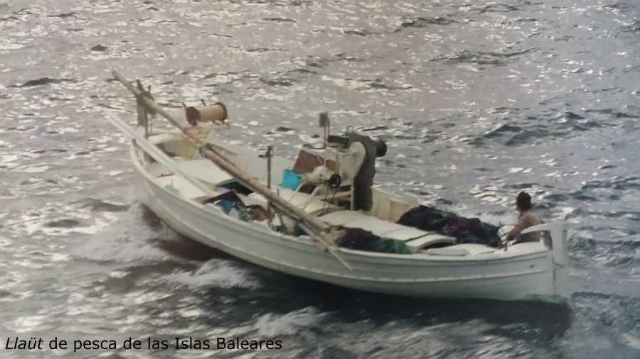 """#49. Los llamados """"artes menores"""" de pesca, la pesca artesanal en las Islas Baleares"""