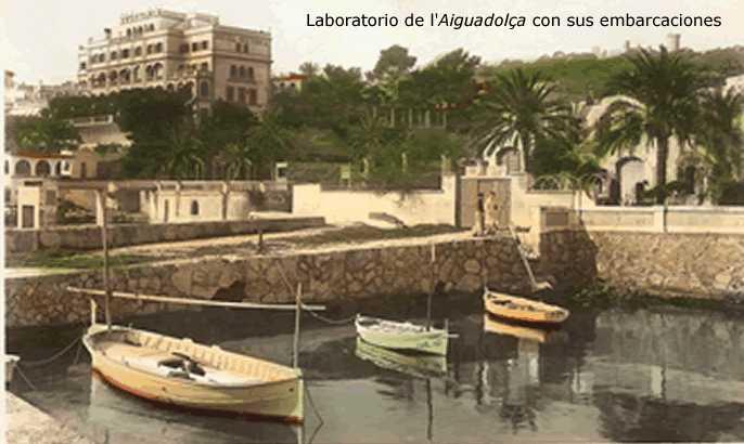 #55. El laboratorio Oceanográfico de Baleares en l'Aiguadolça: tercera época (1926-1936)