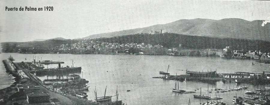 #63. Las barques del bou en 1920, el fin de la primera generación (Las barques del bou de las Islas Baleares 4)