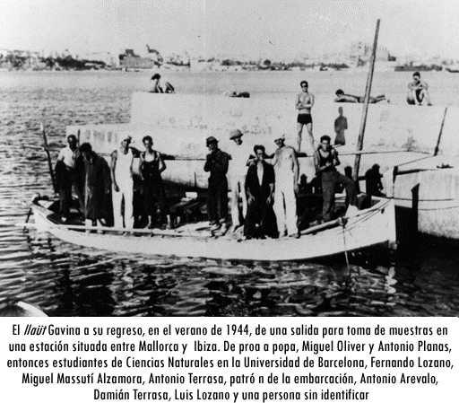 #66. El Laboratorio Oceanográfico de Baleares en el Aigodolça: cuarta época (1936-1973)