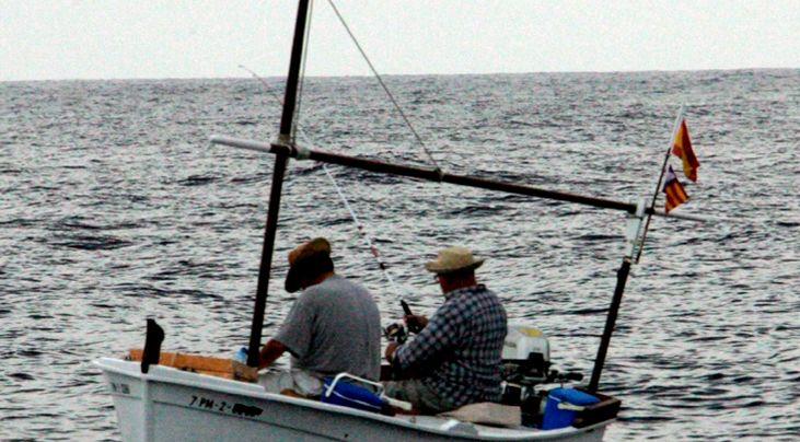 #72. Pesca de recreo en las Islas Baleares