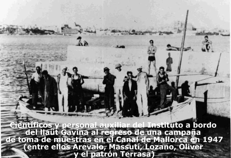#40. Biopolíticos ictiometristas, la comprometida, desconocida y difícil historia de los científicos del Instituto Español de Oceanografía